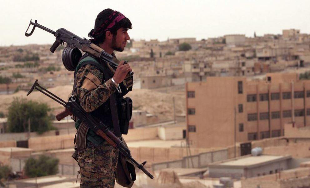 Estado islámico, ataque, siria, terrorismo, conflicto, ei