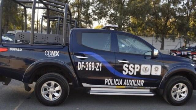 SSP-CDMX, ciudad de méxico, policía capitalina