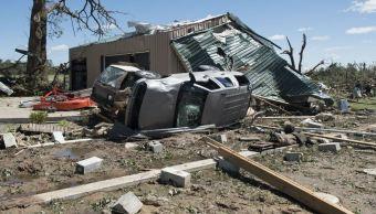 Texas, tornados, tormentas, inundaciones, muertos,heridos