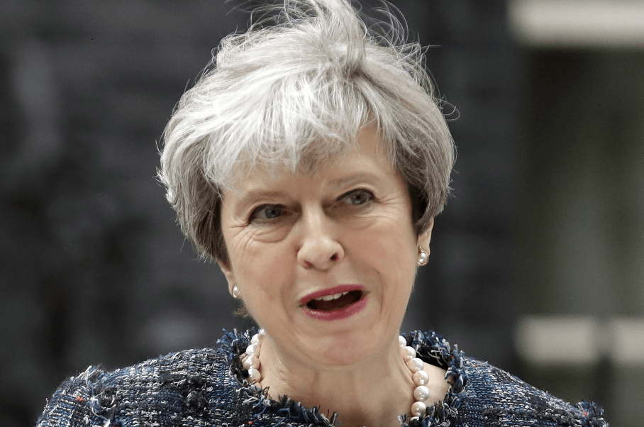 Theresa May primera ministra Reino Unido