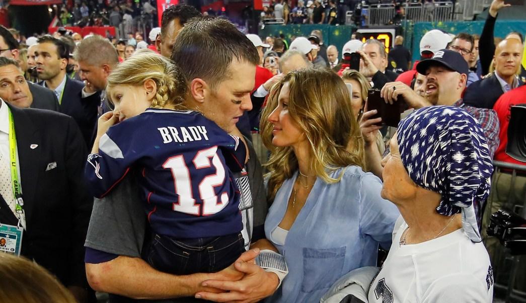 Tom Brady, Gisele Bundchen, Patriots, Conmoción cerebral, NFL