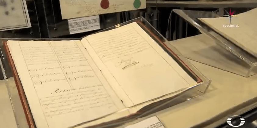Tratado de La Mesilla, firmado por Santa Anna