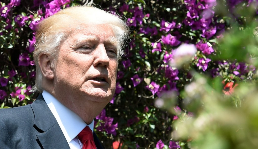 El presidente de Estados Unidos Donald Trump (Reuters)