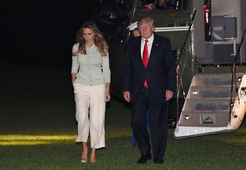Trump, Casa Blanca, gira internacional, politica, mandatarios, presidente