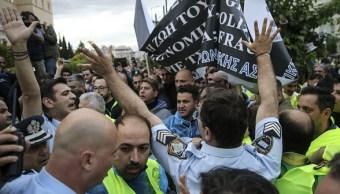 Grecia, deuda, economía, protestas, seguridad, austeridad,