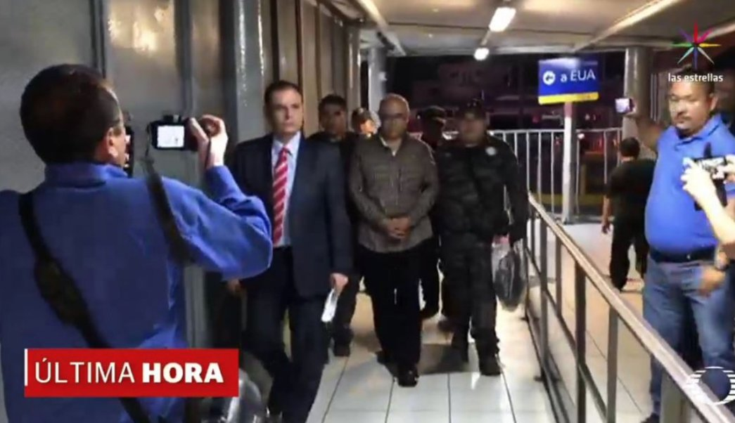 Valentín Castillo, Guillermo padrés, sonora, corrupción, interpol, justicia