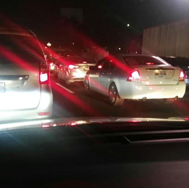 Cierran la autopista México-Quéretaro por choque