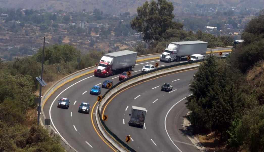 vehiculos en carreteras de méxico