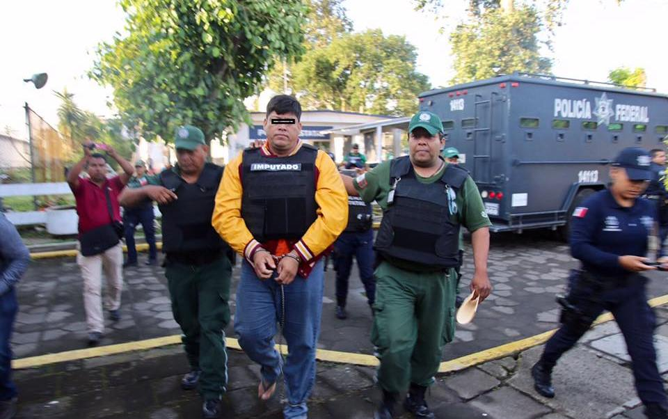 Vinculan a proceso a Excomisario de la SSP de Veracruz por delito de pederastia
