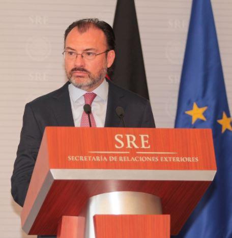 Canciller mexicano visita Florida (EEUU) y participará en reunión de la OEA