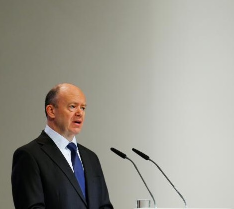 El director general de Deutsche Bank, John Cryan (Reuters)