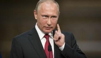 Putin llama a Trump para agradecerle dato de CIA que evitó atentado