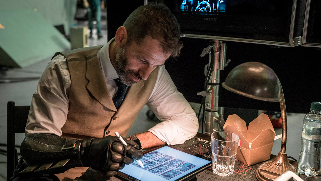 Zack Snyder abandona Justice League