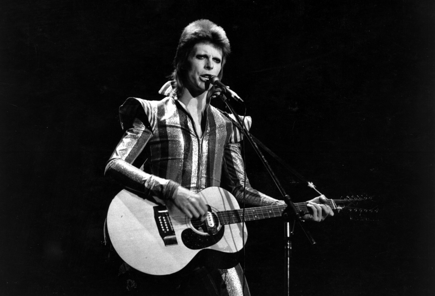 David Bowie Cantante Bisexual LGBT
