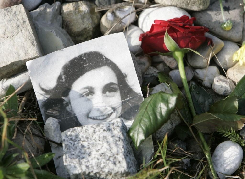 Quién Escribió Diario Ana Frank
