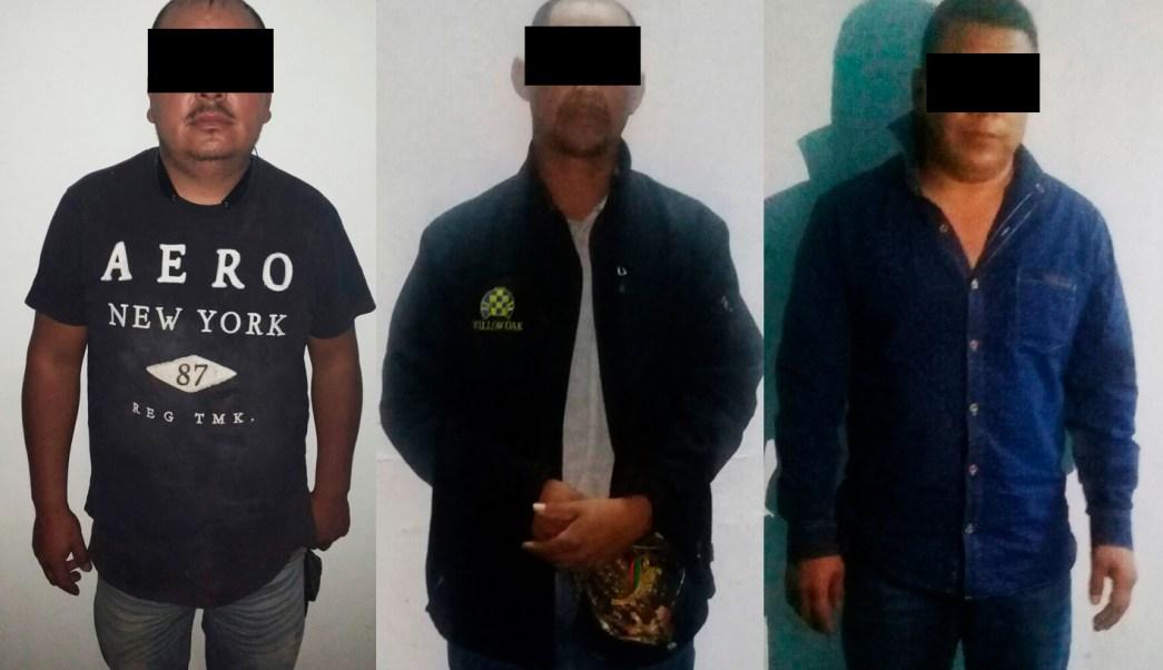 Detienen en Hidalgo a tres personas por robo de combustible