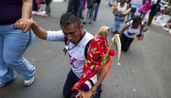 Devoción a la Santa Muerte en México