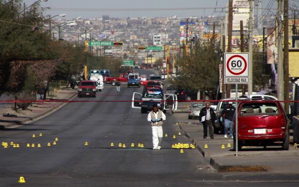 Homicidio en Cd. Juárez, Chihuahua, Ciudad Juarez