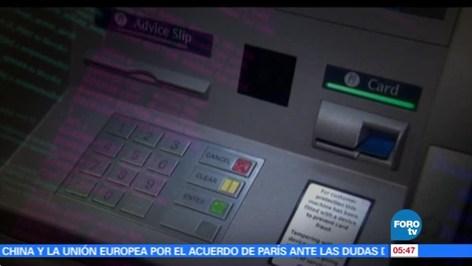 Secuestro de información, delito cibernético, dispositivos electrónicos, actualizar
