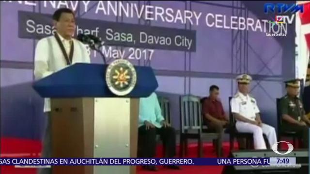 críticas de Chelsea Clinton, soldados violadores, Rodrigo Duterte, Lewinsky