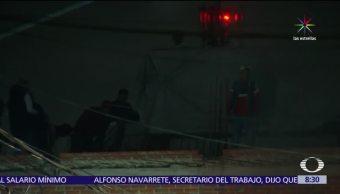 Policía capitalina, civiles, desalojar inmueble, colonia Olivar del Conde