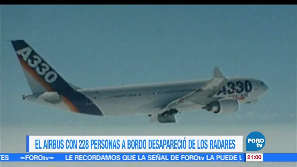 Efeméride, En Una Hora, tragedia, Air France, avion, caída