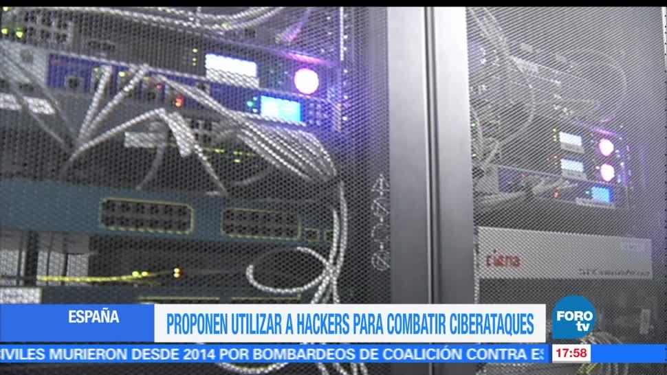 Hackers, defenderán, ciberseguridad, España, virus, informático