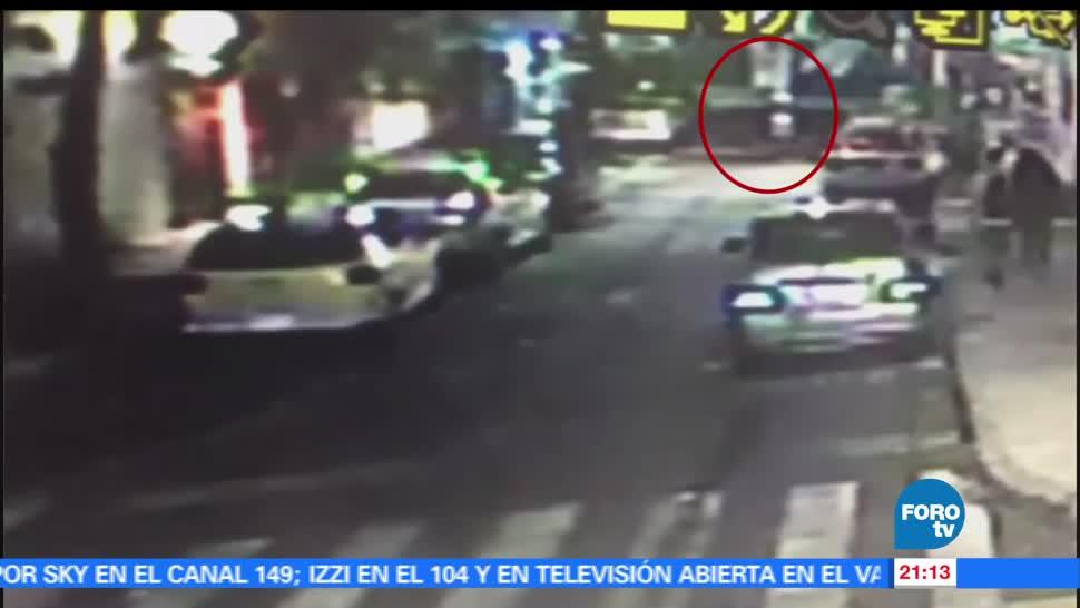noticias, forotv, Captan, robos, delegación, Álvaro Obregón