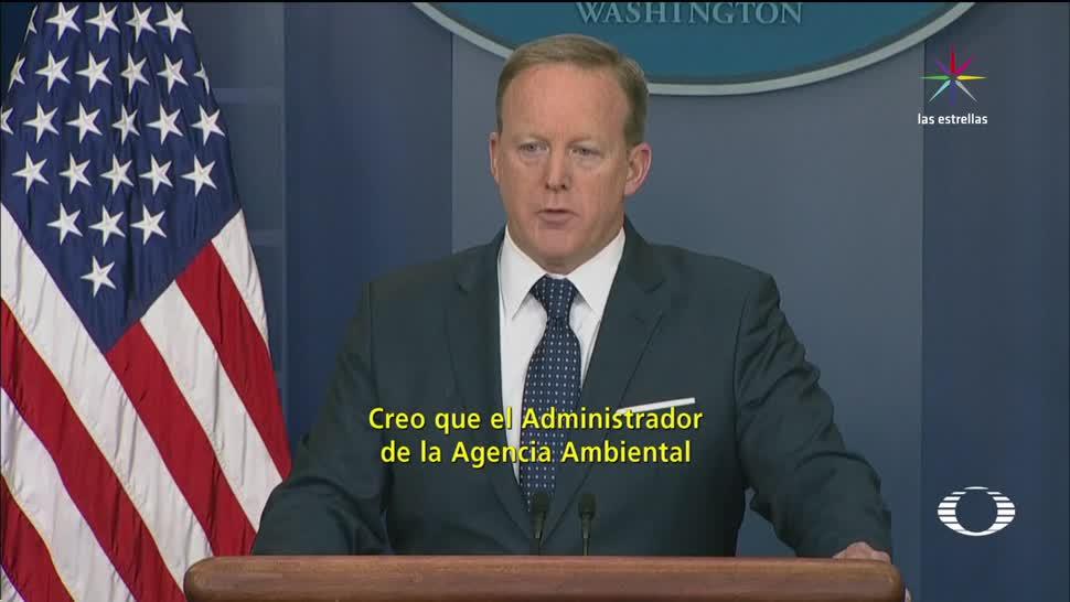 noticias, televisa, Defensa, crítica, Trump, Acuerdo de París