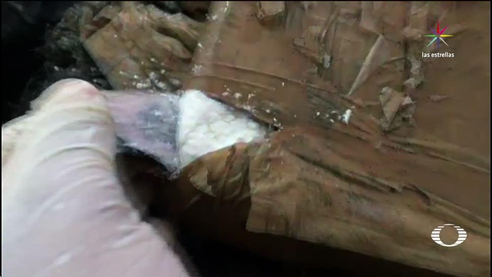 noticias, televisa, tonelada, cocaína, flotando, Acapulco