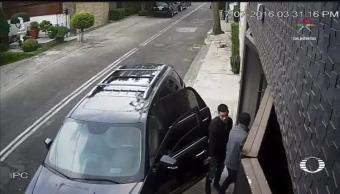 noticias, televisa, Vuelven, robos, casas en Polanco, Las Lomas