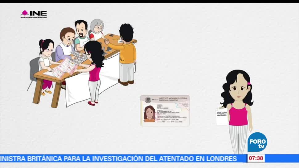 detalles, pasos básicos, poder votar, Estado de México, Coahuila, Nayarit