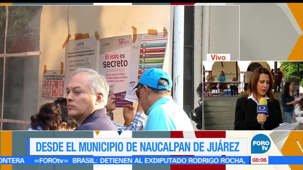 Adriana Valasis, votaciones en Texcoco, sitio fundamenta, elecciones