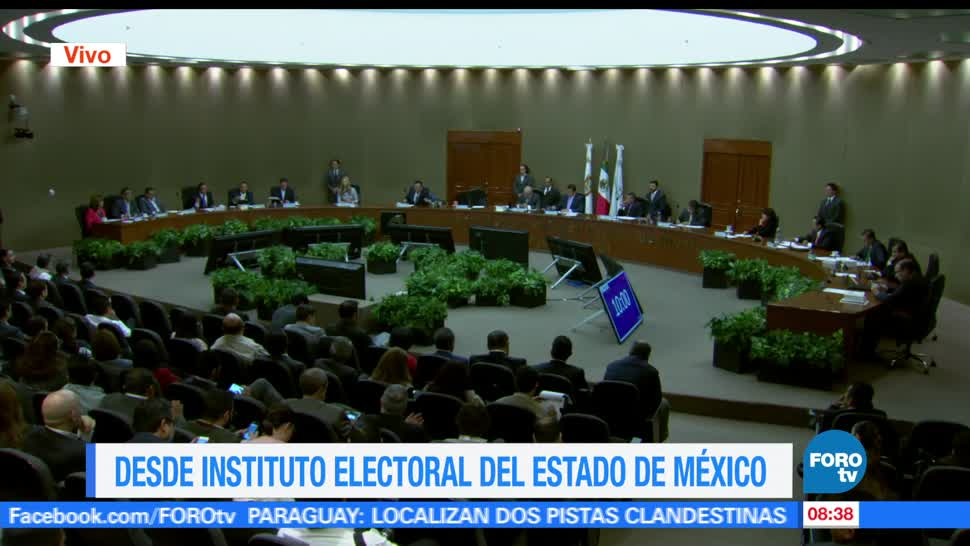 Instituto Electoral, Edomex, declara, inicio formal de las elecciones, elecciones, votaciones,