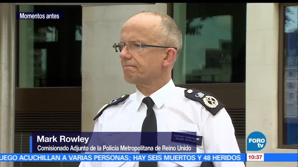 Reino Unido, investiga, vínculos, atacantes de Londres, atentado, ataque
