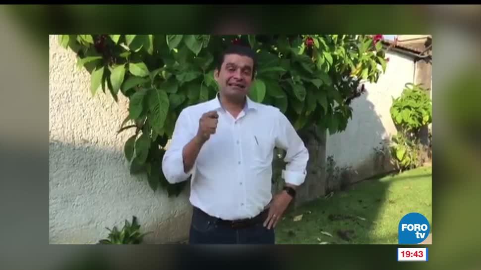 Candidato del PAN, Nayarit, video a Twitter, declaró ganador