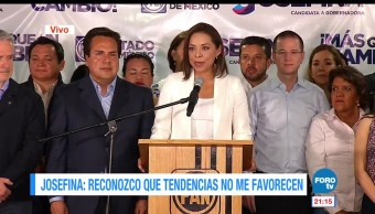 PAN, reconoce trabajo, Vázquez Mota, campaña de Edomex, elecciones, edomex