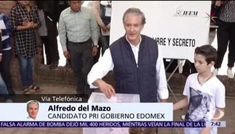 noticias, televisa, Alfredo del Mazo, candidato, PRI, Edomex