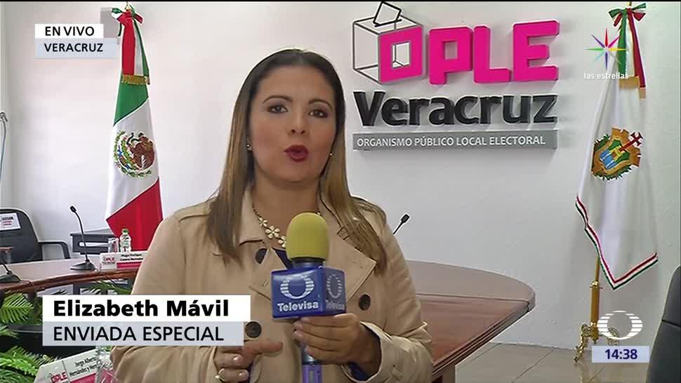 elecciones, Veracruz, conforman el estado