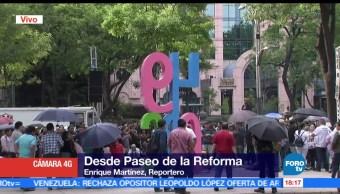 Conmemoran, Reforma, Guardería, ABC