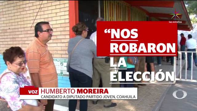 noticias, forotv, Humberto Moreira, asegura, robaron, elección