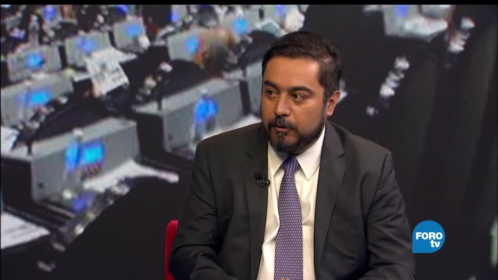 notiicias, forotv, Genaro Lozano, entrevista, Vidal Llerenas, diputado federal de Morena