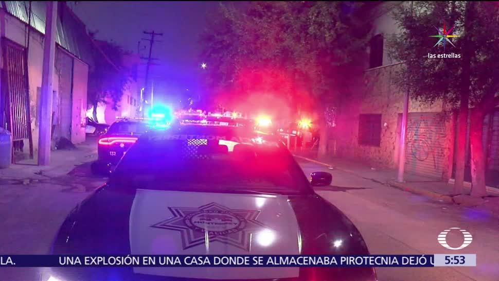 Monterrey, patrulla, camión urbano, personas, hospitalizadas