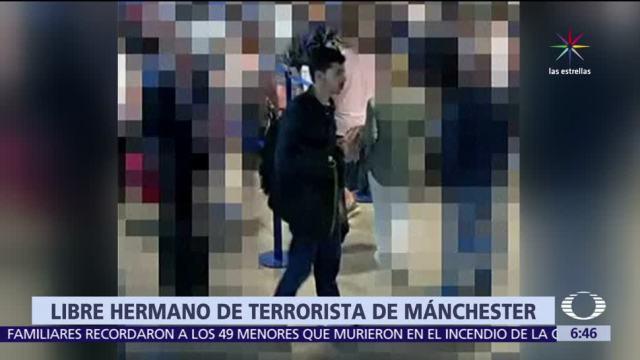Ismael Abedi, hermano del autor, ataque en la Arena Manchester, Ariana Grande
