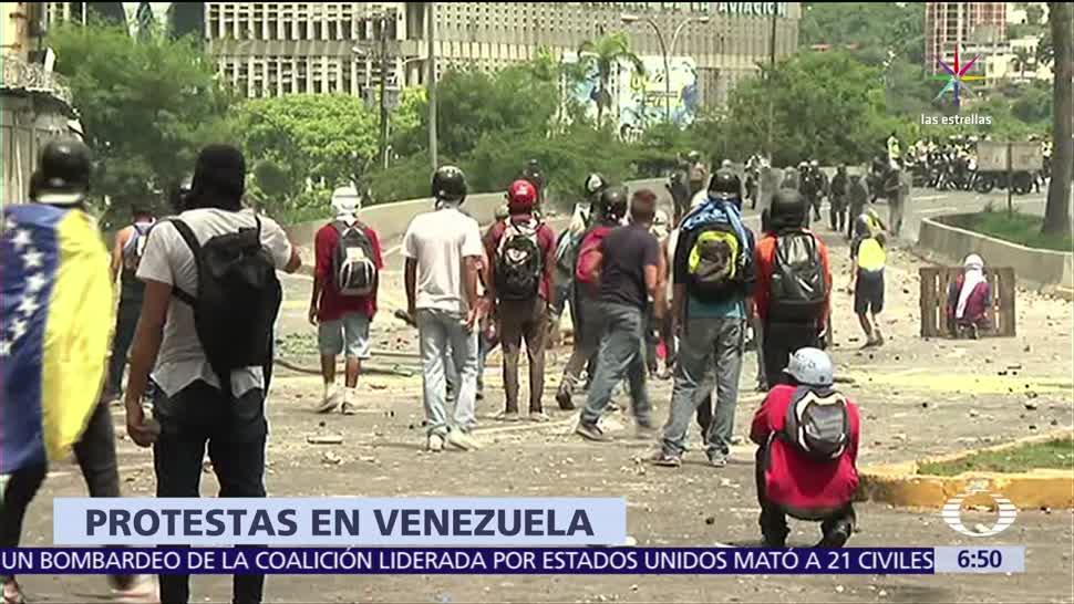 Gobierno de Venezuela, 80 personas, muerto, marchas anti Maduro