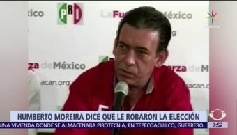 Humberto Moreira, PRI, robarse la elección, elección en Coahuila, diputación plurinominal