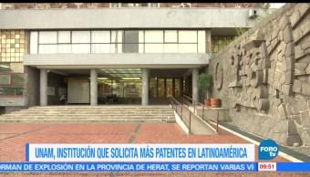 rector de la UNAM, Enrique Graue, patentes, casa de estudios