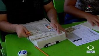 Informe, INE, jornada, electoral