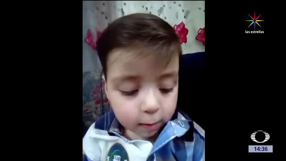 niño, sirio, Omran, Recuerda