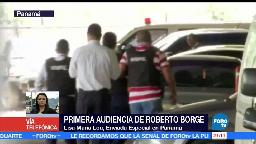 noticias, forotv, Primera, audiencia, Roberto Borge, Panamá